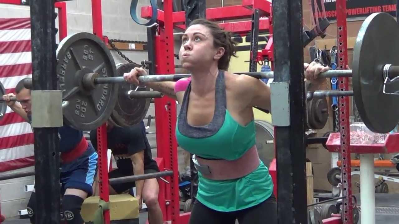 Monsterettes powerlifting women of monster garage gym