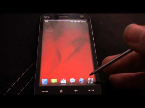 HTC Touch HD WM 6.5 Android FROYO Music Videos