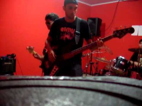 Blood Brothers - Cover Rape Me - Nirvana video