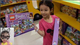 Lego Friends - SuRi đi mua đồ chơi Lego Friends