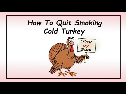 How To Quit Smoking Cold Turkey Step by Step