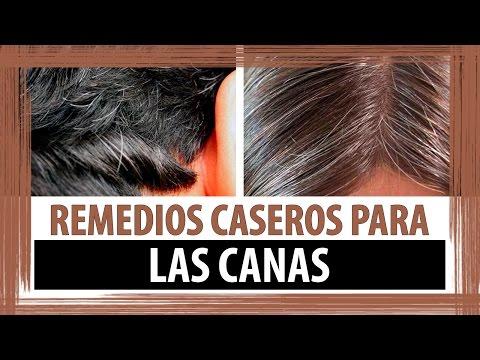 La receta de las máscaras para los cabellos por los cursos