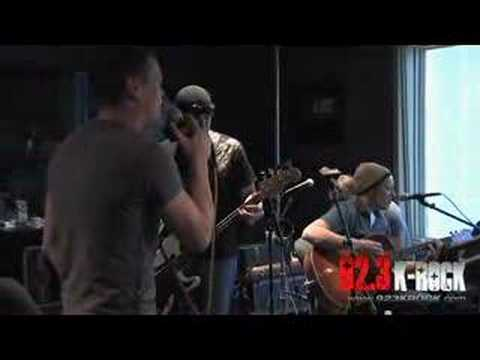 3 Doors Down - It's Not My Time (Acoustic on K-Rock)