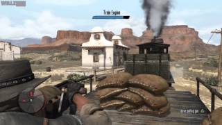 Red Dead Redemption - Mission #33 - Mexican Caesar