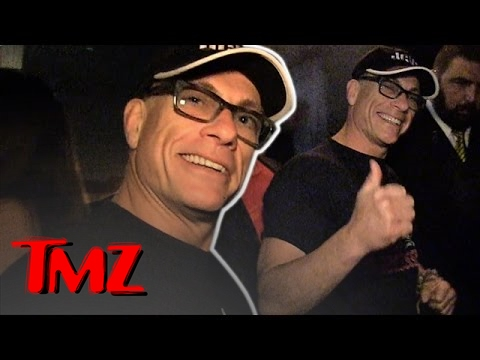 Jean-Claude Van Damme: Tarzan Is My Favorite Hero!