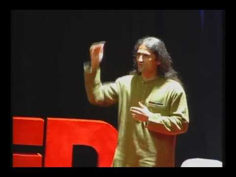 TEDxSIBMBangalore - Mr. Dinesh Ghodke - Youngest Art of living...