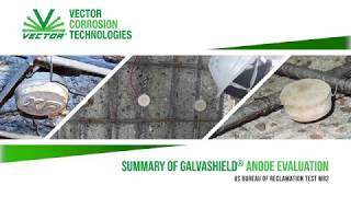 Summary of Galvashield® Anode Evaluation