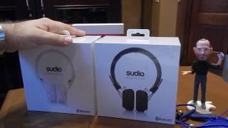 Sudio Regent Bluetooth Headphones | Style Meets Functionality