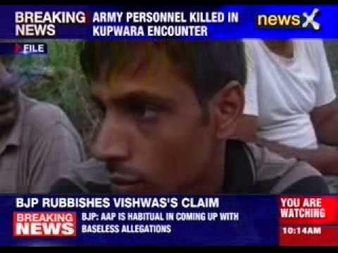 Army personnel killed in Kupwara encounter