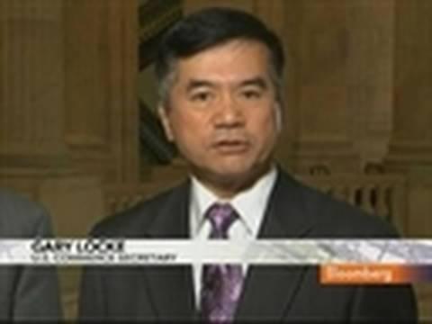 Commerce Secretary Locke Discusses U.S. Manufacturing: Video
