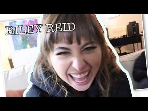 PORNSTAR RILEY REID 💦 Vlog Squad Highlights
