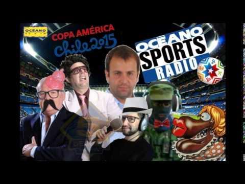 Océano Sport Radio 19/06/2015