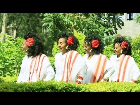 Alemtsehay Getnet - Yehun Dehina - (Official Music Video) - New Ethiopian Music 2016