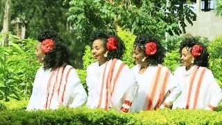 Alemtsehay Getnet - Yehun Dehina - (Official Music Video) - New Ethiopian Music 2016