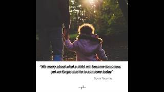 Thinking Quotes about Children