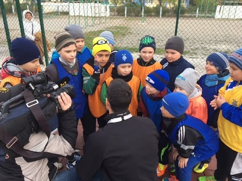 U-10. Динамо-Шахтарівська дитяча правда з Троєщини