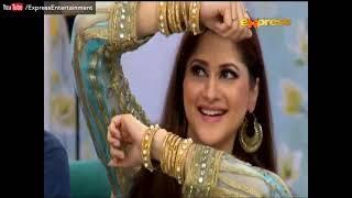 Satrangi - 12 September 2016   Express Entertainment