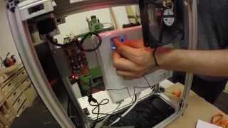 Kudo3D Titan 1 DLP SLA 3D Printer - Using @jenschr