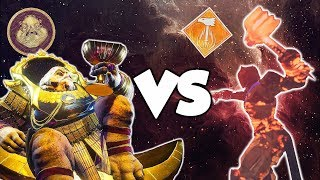 Synthoceps Hammers VS Calus! 1 Plate Kill [Destiny 2]