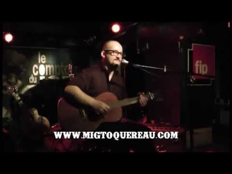 Mig Toquereau - Walking down the road -Comptoir du jazz 2013