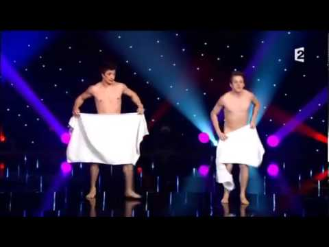 Weird Guys on 'France Got Talent'
