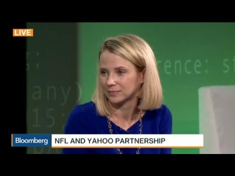 Yahoo's Mayer: We Hope to Do More With the NFL