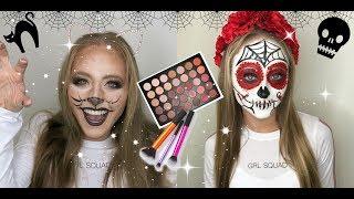 Halloween MAKEUP Challenge!