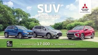 SUV-y Mitsubishi z rabatem do 17 000 zł | 25s