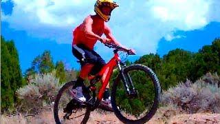 Funny bike falls