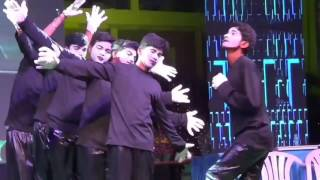Mime performance in annual day 2k17 in MREM