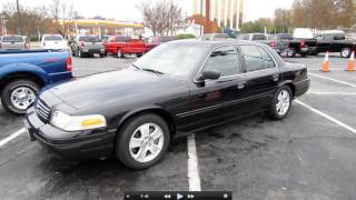2006 Ford Crown Victoria LX Sport Start Up, Exhaust, and In Depth Tour