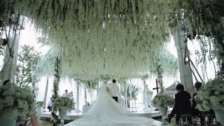 Chiz Escudero and Heart Evangelista -- Balesin Wedding Video
