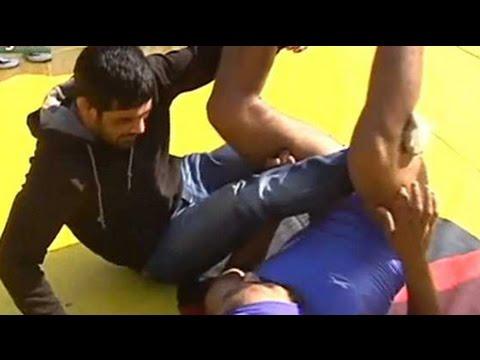 Best of Jai Jawan: Sushil Kumar, Vijender Singh meet Army men