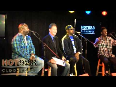 Boyz II Men LIVE w/ Rick Dees In The Morning on HOT 92.3
