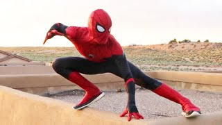 REPLICA $1,000 SPIDER-MAN: FAR FROM HOME SUIT (UNBOXING AND REVIEW)
