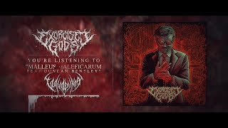 EXORCISED GODS - MALLEUS MALEFICARUM (FT. DUNCAN BENTLEY) [OFFICIAL LYRIC VIDEO] (2019) SW EXCLUSIVE