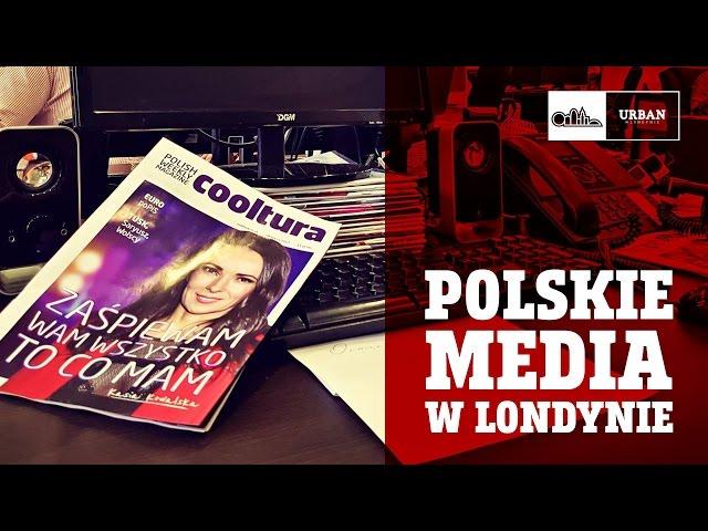 Polskie media w LONDYNIE #68 ( PRL24 / COOLTURA )