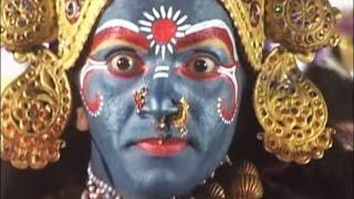 Kali mata dance in India