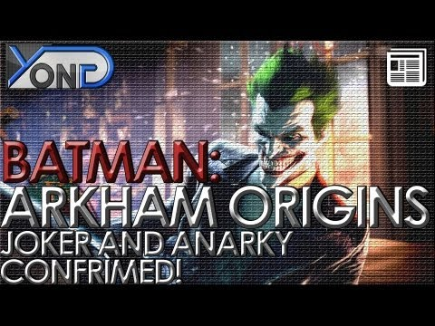 Batman: Arkham Origins - Joker and Anarky Confirmed in Screenshots! New Gadget!