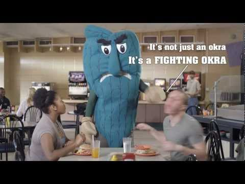 Delta State University- Fear the Okra-