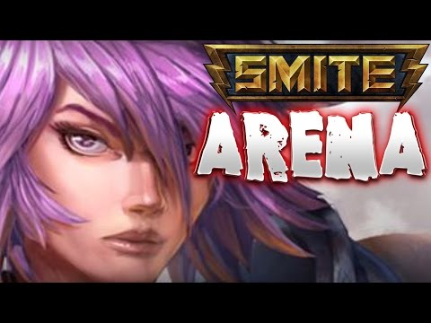 """SMITE - Bellona Arena Gameplay """"One giant leap for womankind"""""""