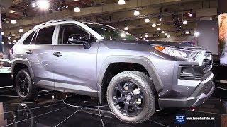 2020 Toyota RAV4 TRD Off Road - Exterior  Interior Walkaround - 2019 New York Auto Show