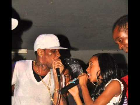 Vanessa Bling aka Gaza Slim - Moving On / Duss Riddim / Notnice Prod. / 2010