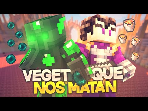 VEGETTA QUE NOS MATAN!! - Los Juegos Del Hambre - Vegetta Y sTaXx - MINECRAFT