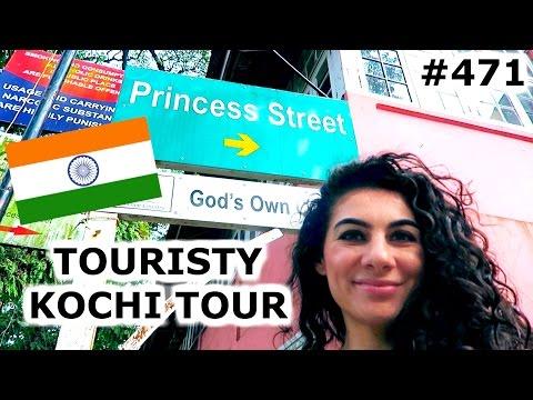 TOURISTY KOCHI TOUR | KOCHI DAY 471 | INDIA | TRAVEL VLOG IV