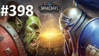 """World of Warcraft: Battle for Azeroth"" #398 Gunpowder Plot, Basement Dwellers i Aww, Rats! (quests)"