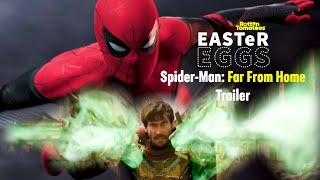 Spider-Man: Far From Home Trailer Easter Eggs + Fun Facts | Rotten Tomatoes
