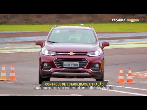 Conheça o novo Chevrolet Tracker 2018