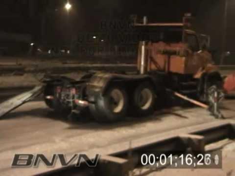 Snow Plow Video - Long Master Raw Edit. Winter 01 - 08 Snow Plow