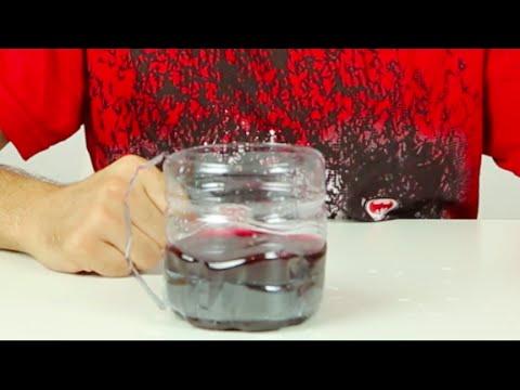 Püf noktası pet şişeden abajur nasıl yapılır